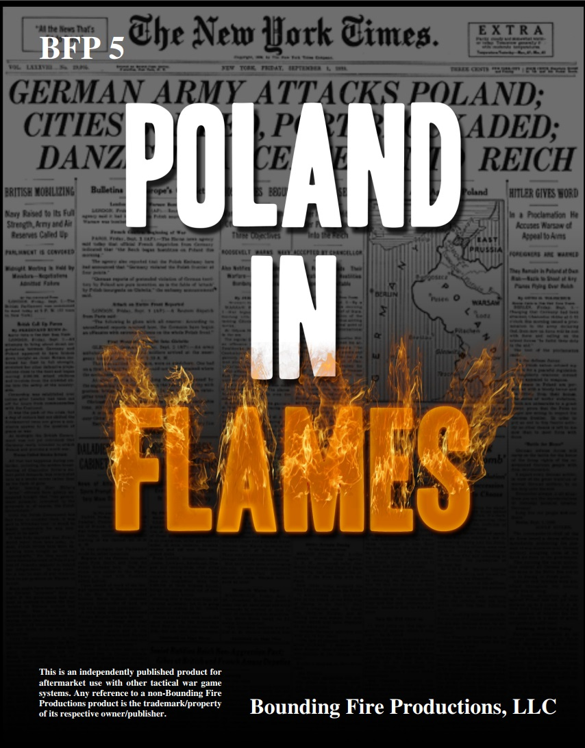 Poland in Flames